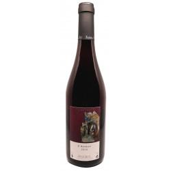 Vin rouge naturel L'Agneau