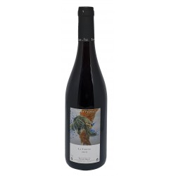 Vin rouge biodynamique La Tortue