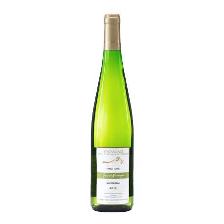 Les Chartreux - Pinot Gris - 2012