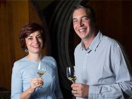 Stéphanie et Mathieu Ginglinger